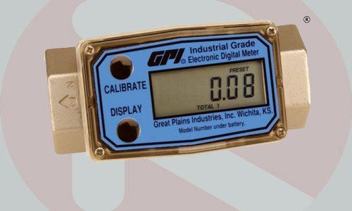Flow Meter GPI 3/4 inch G2S07I09LMA