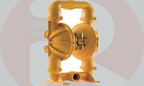 Aluminium Pneumatic Pumps 1/2 Inch