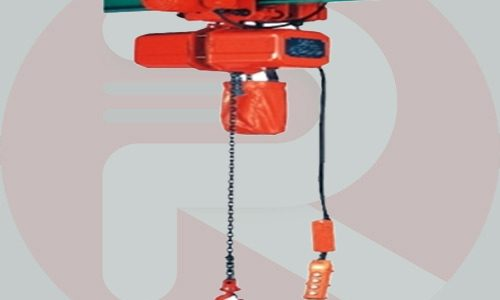 Electric Chain Hoist Nitchi ECE – 4 Series