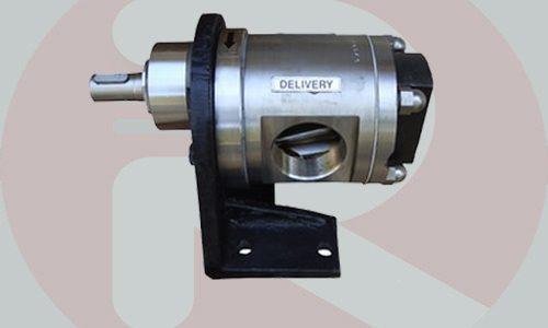 Gear Pump Type CGSS 1/4 inch (SS 316)