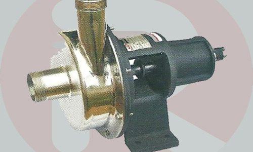 SS 316 Horizontal Centrifugal Pumps